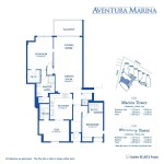 aventura-marina-510-marina-tower-floor-plan